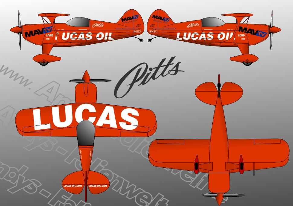 Pitts Lucas Oil