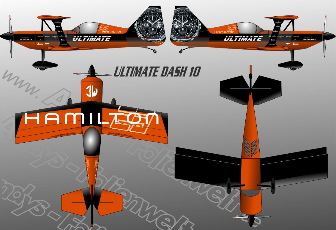 Ultimate Dash 10 Hamilton
