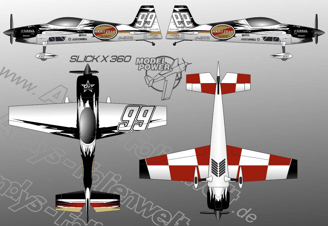 Slick 360 Modelpower 99