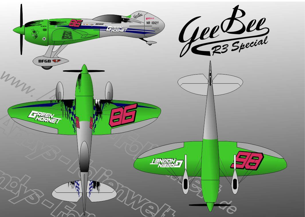 Gee Bee R3