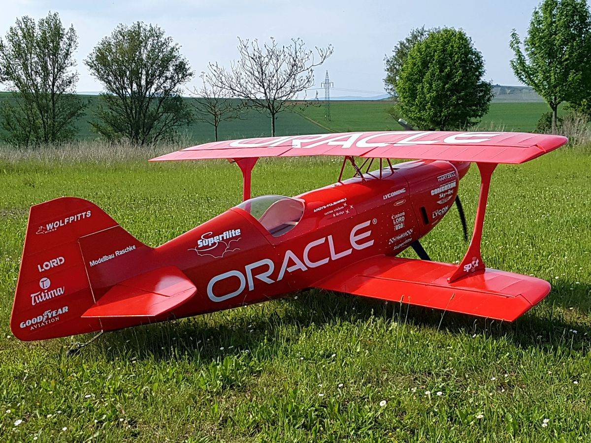 Pitts Challenger