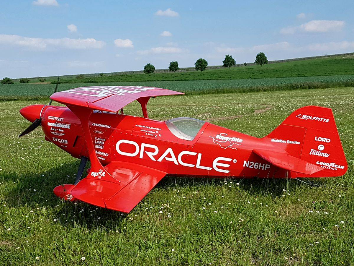 pitts challenger oracle