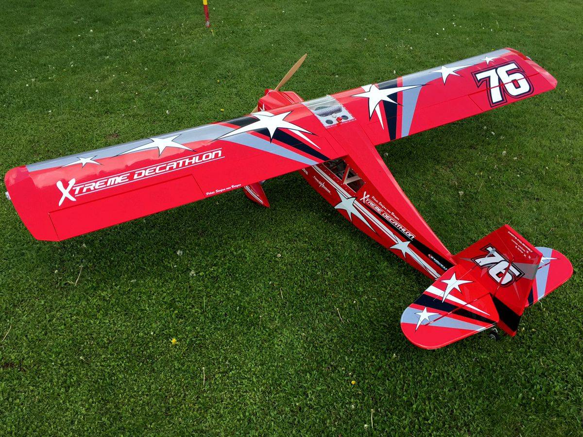 Bellanca Decathlon Emwh
